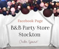 Event planner Balloon decorations - Balloon Garlands - Arches and everything else balloons Stockton