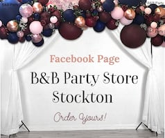 Event planner Balloon decorations - Balloon Garlands - Arches and everything else balloons