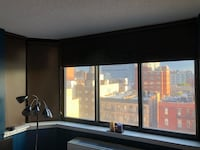 3 Brown Blinds in variety of widths  New York, 10128