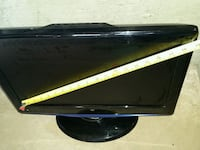 TV with dvd on side