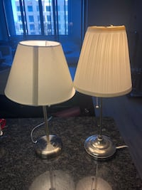 Two lamps - one includes an extra power socket Arlington, 22209