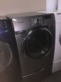 Samsung front load electric dryer 4 months warranty  Baltimore, 21230