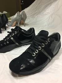 GEOX patent leather shoes Willowbrook, 60527