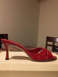 MANOLO BLAHNIK SHOES  Mount Rainier, 20712