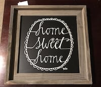Home Sweet Home Wooden Wall Decor Germantown, 20874