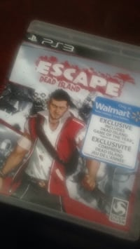 ESCAPE Dead Island: PS3 Toronto, M3N 1A3
