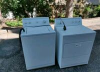 Kenmore washer and electric dryer super capacity Aurora, 80013