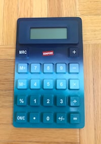 Staples flexible and cool calculator Newmarket, L3X 2P3