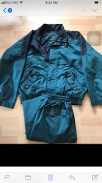 STORMTECH men jacket and pants North Vancouver