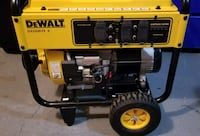 Dewalt 7000 Watt Gasoline Powered Electric Start G Richmond Hill, 31324