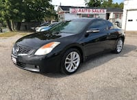 2009 Nissan Altima 3.5 SE Coupe/Automatic/ComesCertified/Heated Seats Scarborough, ON M1J 3H5, Canada
