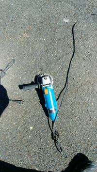 blue and gray corded power tool Vancouver, 98665