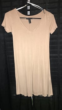 XS Tan Forever 21 dress  Benton, 72015