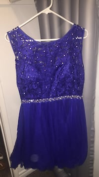 Homecoming dress. Worn only ONCE. Size XL