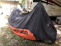 Harley Davidson motorcycle cover McHenry, 60050