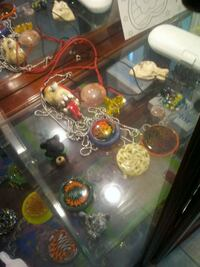 Glass pendants for sale. Holiday, 34691