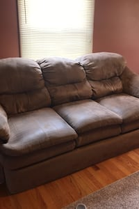 Two pieces sofa and loveseat  Allentown, 18103