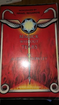 Magick Without Tears By Aleister Crowley Calgary, T2Y 3E6