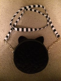 Black purse with cat ears Covina, 91724