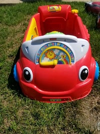 Fisher-Price Laugh & Learn Crawl Around Car   Inwood, 25428