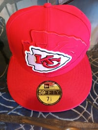 KC Cheifs fitted cap Ballwin