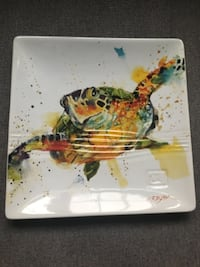 Turtle plate/picture