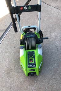 Green works Electric power washer