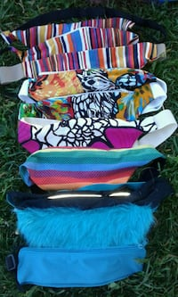 New Custom Assorted Costume/Rave Fannypacks  Kelowna