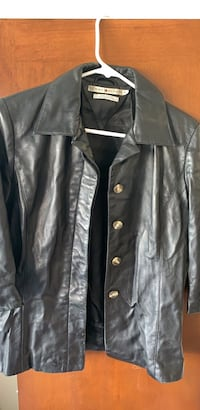 Woman's leather Tommy Hilfiger jacket Hope Mills, 28348