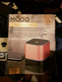 Modo bluetooth speaker  Winnipeg, R3B 2W8