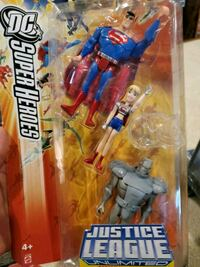 DC comics Justice league Springfield, 22152