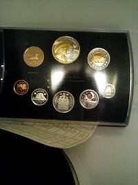 2008 Proof Set OF Candinavian Coinage