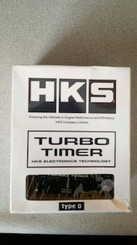 HKS Turbo Timer Type 0 Brand New in box Great Falls, 59405