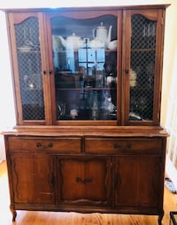 Dining Room solid wood antique Hutch Toronto, M3A 2M2