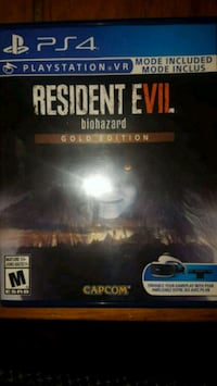 Resident Evil 7 Gold Edition Montreal, H1X 2L6