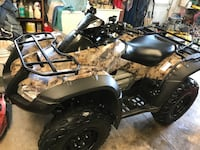 black and gray all-terrain vehicle Edmonton, T6W 1A2