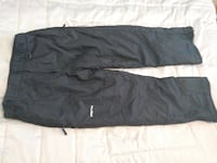 Artix snowboarding pants mens large