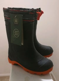 Brand new KAMIK  Snobuster Winter Boots  - Size 3 Brampton, L7A 0P5
