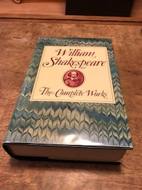 Shakespeare's Complete Works Victoria, V8X 2W6