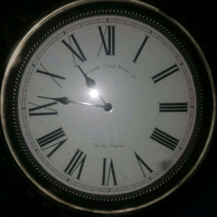 Decorative Wall Clock
