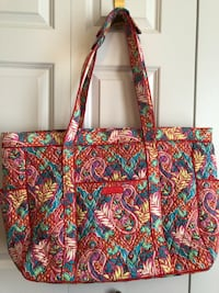 New with tags Vera Bradley Get Carried Away Tote Baldwinsville, 13027