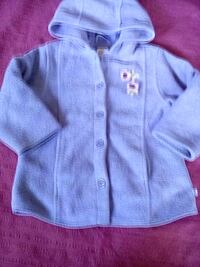 BABY GIRL WARM COAT, SIZE 3T CHICAGO