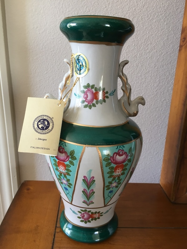 Used Limoges Fine Porcelain Vase For Sale In Lyman Letgo