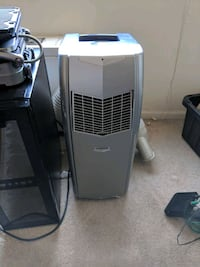 Portable air conditioning unit.  Arlington, 22207