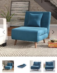 Convertible chair / chase lounge / bed Beverly Hills, 90211
