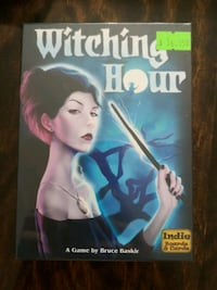 BNIS Witching Hour board/card game