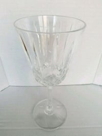Block Crystal Olympic Goblets Annapolis, 21403