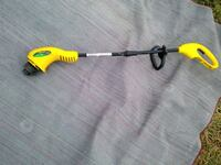 yellow and black eletric string trimmer Valdese, 28690