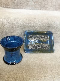 Hand thrown pottery set Martinsburg, 25403