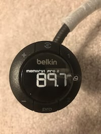 New Belkin FM transmitter for Iphone Barrie, L4M 7H1